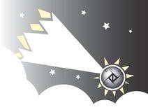 Meteoor #1 Royalty-vrije Stock Afbeelding
