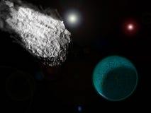 meteor Fotografie Stock Libere da Diritti
