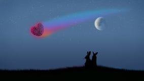 meteor Immagine Stock