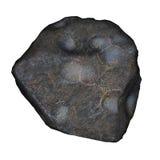 Meteor - 3D framför Royaltyfri Fotografi