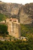 Meteora Ελλάδα Στοκ φωτογραφία με δικαίωμα ελεύθερης χρήσης