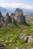 meteora της Ελλάδας Στοκ Φωτογραφίες