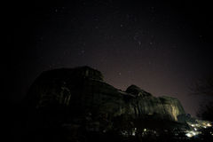 meteora Греции Стоковые Фотографии RF