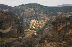 Meteora Royalty Free Stock Photos