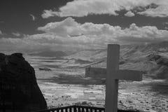 Meteora Imagenes de archivo