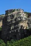 Meteora Stockbild