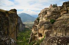 Meteora Photo libre de droits