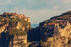 Meteora Photos libres de droits