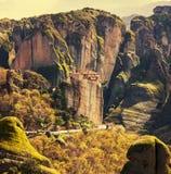 Meteora Stock Afbeeldingen