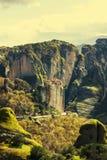 Meteora Royalty-vrije Stock Fotografie