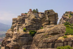Meteora Foto de Stock Royalty Free