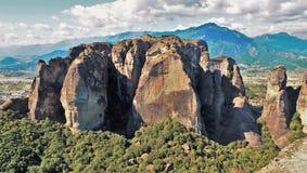 Meteora Imagen de archivo libre de regalías