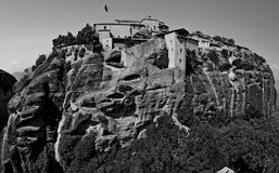 Meteora Στοκ Εικόνες