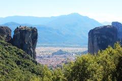 Meteora Photographie stock libre de droits