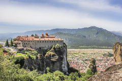 Meteora Stock Image