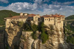 The Meteora Royalty Free Stock Photos
