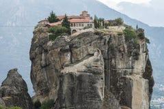 Meteora em greece Fotos de Stock Royalty Free