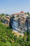 Meteora Royalty Free Stock Image