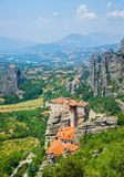 Meteora Stock Photography