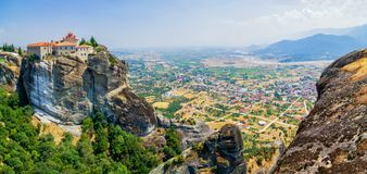 Meteora Royalty Free Stock Photo