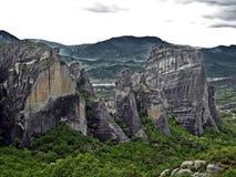 Meteora, Grèce photographie stock