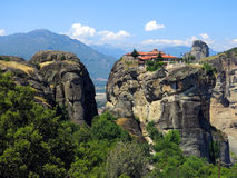Meteora, Grèce Photo stock