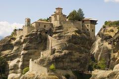 Meteora - Grecia Fotografía de archivo libre de regalías
