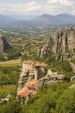 Meteora - Grecia Imagen de archivo libre de regalías