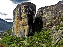Meteora, Grecia Fotografía de archivo libre de regalías