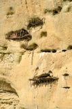 Meteora, Grecia immagine stock libera da diritti