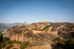 Meteora, Grecia Fotografia Stock Libera da Diritti