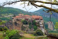 Meteora, Greece Royalty Free Stock Image