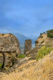 Meteora, Greece Royalty Free Stock Photography