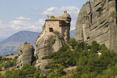 Meteora - Greece Royalty Free Stock Images