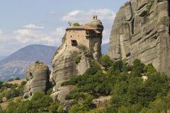 Meteora - Greece Imagens de Stock Royalty Free
