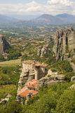 Meteora - Greece Imagem de Stock Royalty Free