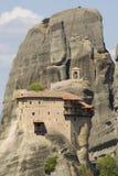 Meteora - Greece Foto de Stock Royalty Free