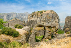 Meteora. Greece Royalty Free Stock Image