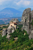 Meteora, Greece Royalty Free Stock Photos