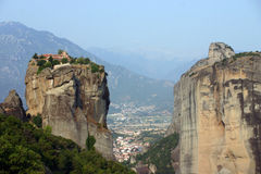 Meteora, Greece Royalty Free Stock Photo