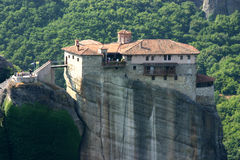 Meteora, Greece Royalty Free Stock Photo