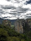 Meteora, Greece Foto de Stock Royalty Free