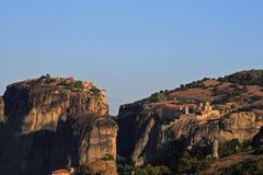 Meteora Greece Stock Image