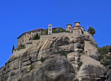 Meteora Greece Stock Photos