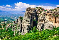 Meteora, Greece Imagem de Stock Royalty Free