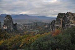 Meteora, Greece Imagem de Stock