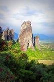 Meteora-Greece Royalty Free Stock Photos