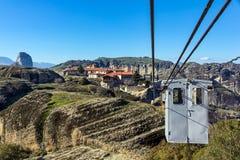 Meteora Greece Stock Images