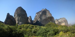 Meteora, Greece Stock Image