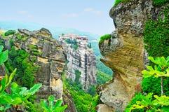 Meteora-Greece. Stock Image